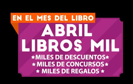Mes del Libro - Abril libros Mil