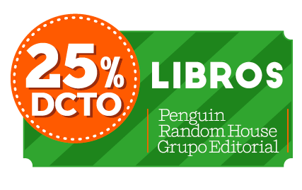 25% de Descuento Penguin Random House Grupo Editorial