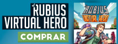 el Rubius - Virtual Hero